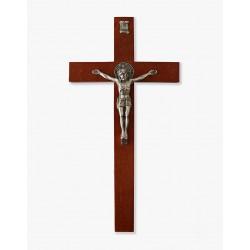 ХРЕСТ З РОЗП'ЯТТЯМ (ТЕМНИЙ)
